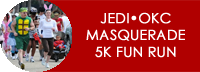 Jedi•OKC Masquerade 5K Fun Run